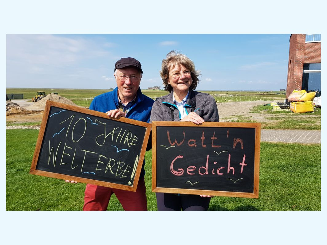 #happywaddensea greetings from the Brend Goose Days 2019. LKN.SH.