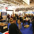 The joint Wadden Sea World Heritage booth at the ITB 2019. CWSS/Bostemann.