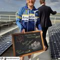 #happywaddensea from the Anniversary Bike Tour's West team
