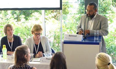 PNBA Scientific Director Dr. Lemhaba Ould Yarba. CWSS/ Lüerßen.